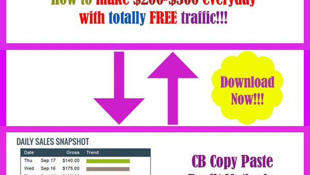 clickbank-copy-paste-method