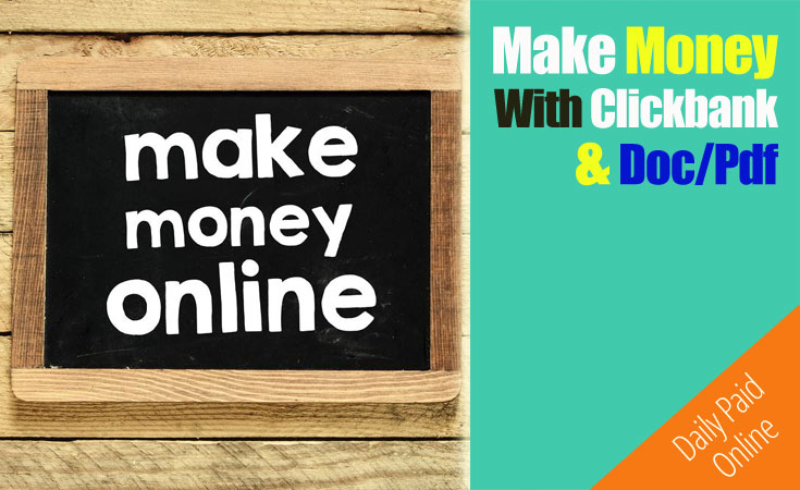 Make Money With Clickbank and Doc Share