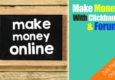 Make Money With Clickbank and Forum