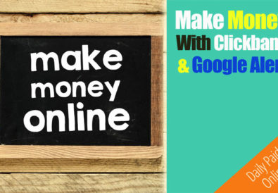 Make Money With Clickbank and Google Alert