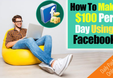 How To Make Money Using Facebook Step By Step Instructions