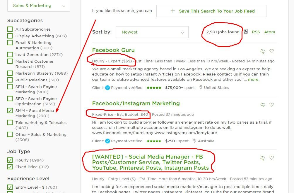 Facebook-Jobs-Upwork