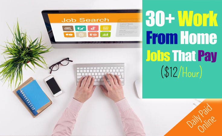 Best Work At Home Jobs