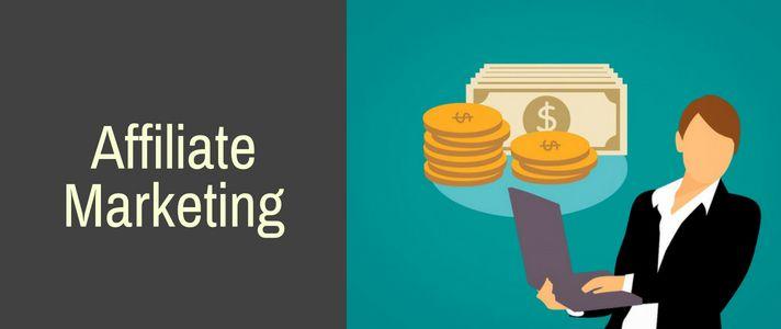 Make Money Online By Affiliate Marketing