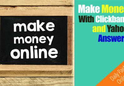 Make Money With Clickbank and Yahoo Answers