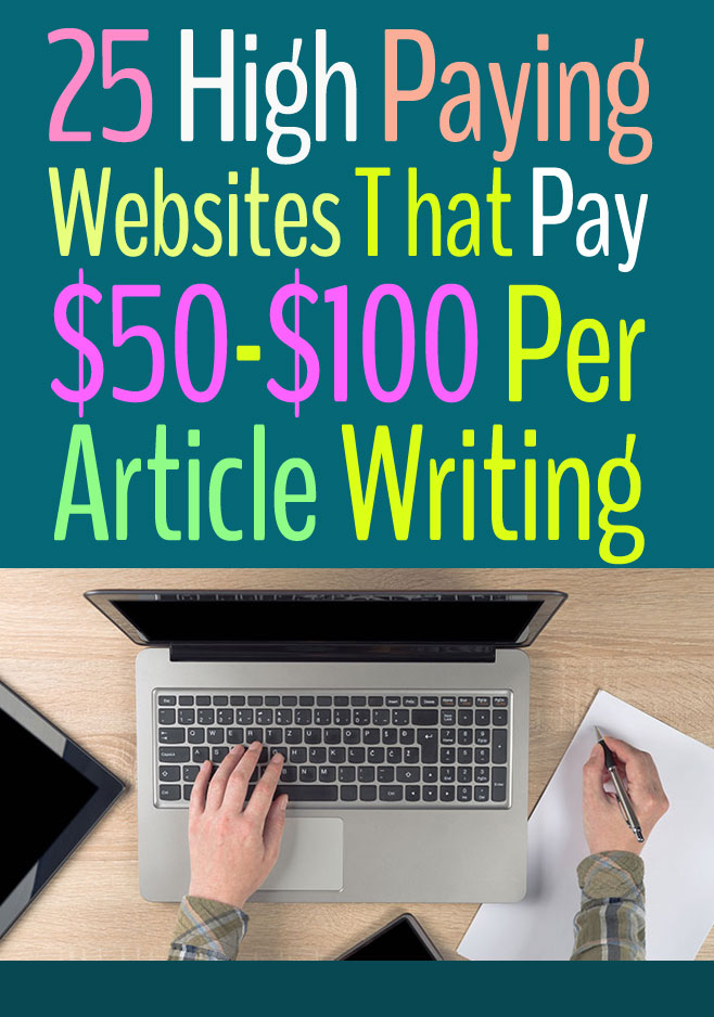Top Article Submission Websites - Paid and Free