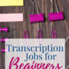 Free Legit Online TypingTranscription Jobs For Beginners