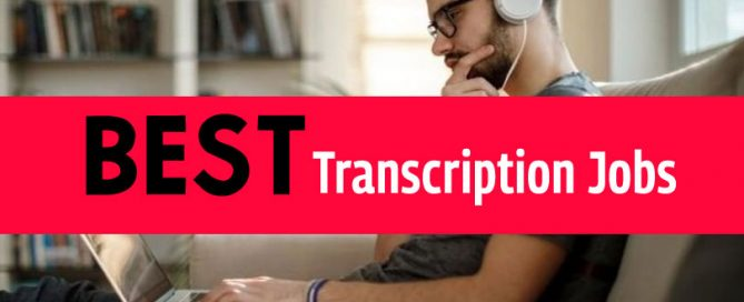 transcription job