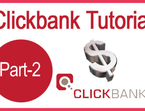 Clickbank Affiliate Marketing Tutorial: Part-2 (Niche Selection)