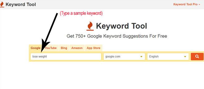 Keyword Tool-1