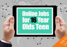 jobs for 16 year olds no experience