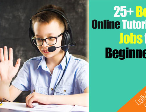 25+ Best Online Tutoring Jobs for Teachers & Students