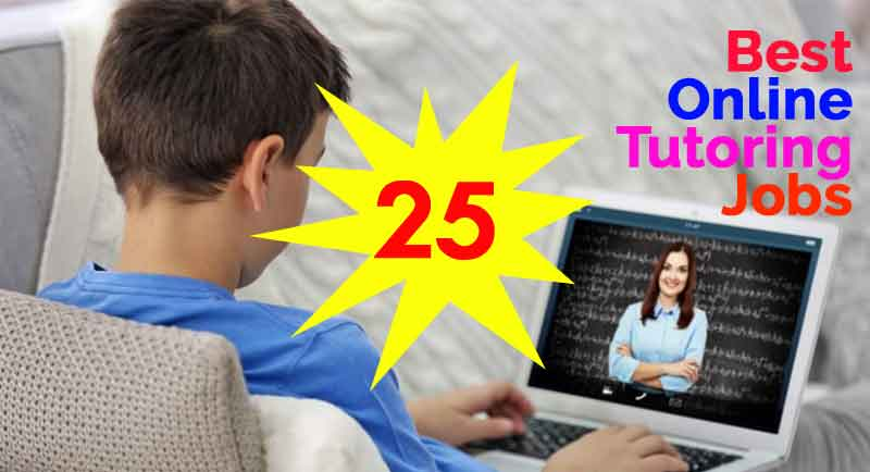 Best Online Tutoring Jobs