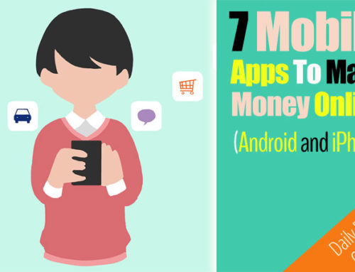 7 Mobile Phone Apps To Make Money Online (Video)