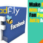 How To Make Money Online With Facebook Page and Adfly
