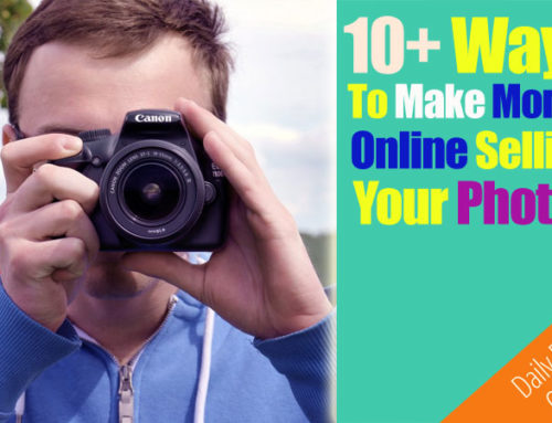 How To Make $1000 A Month Online Selling Your Photos