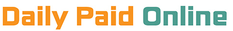Daily Paid Online Logo